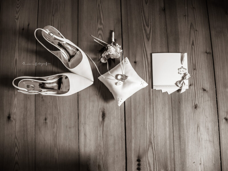 Jede Hochzeit erzählt seine Geschichte